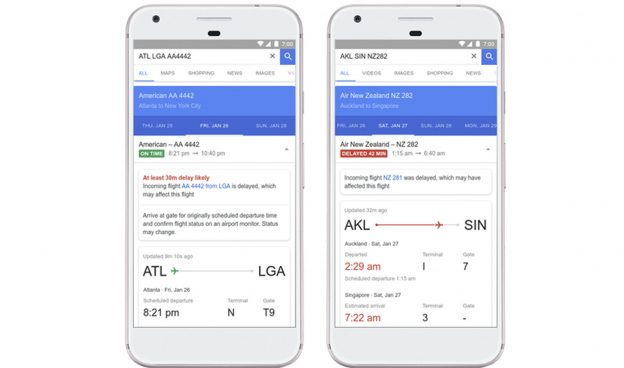 Google Flights.